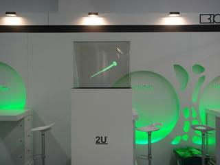 hologramme medical